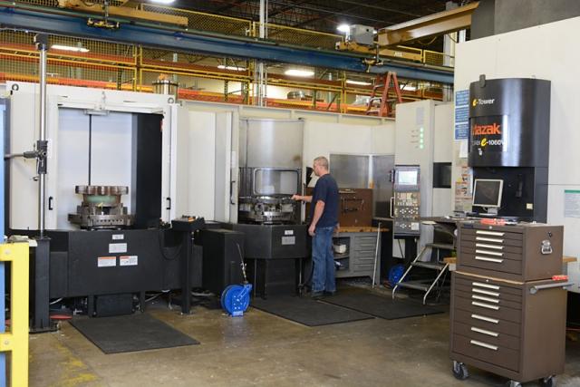 Mazak E-1060 Multi-Tasking CNC Machine Center