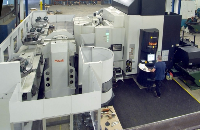 Mazak E-1060 5-Axis Machining Center
